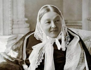 Florence Nightingale in her 50s