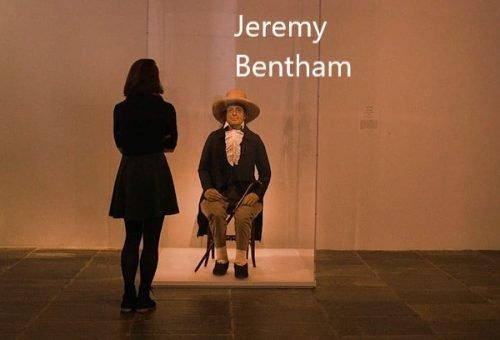 Jeremy Bentham in America