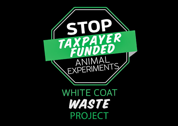 White Coat Waste Project's aim: Stop taxpayer funded animal testing in the USA