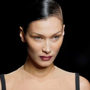 Bella Hadid and her cat-eyes