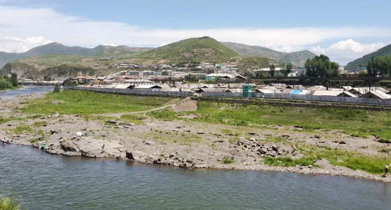 Hyesan, Yanggang Province