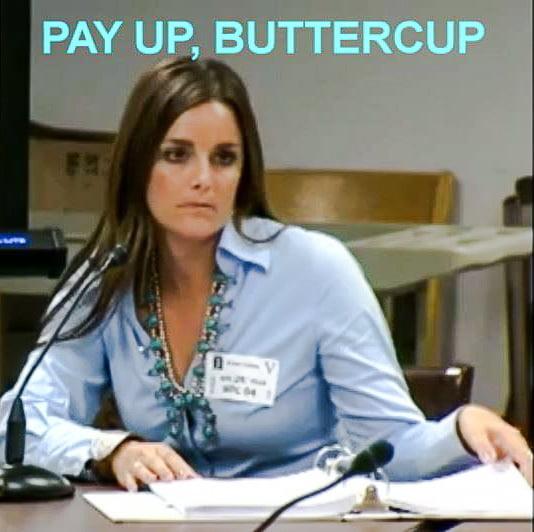 Kristen Lindsey in court