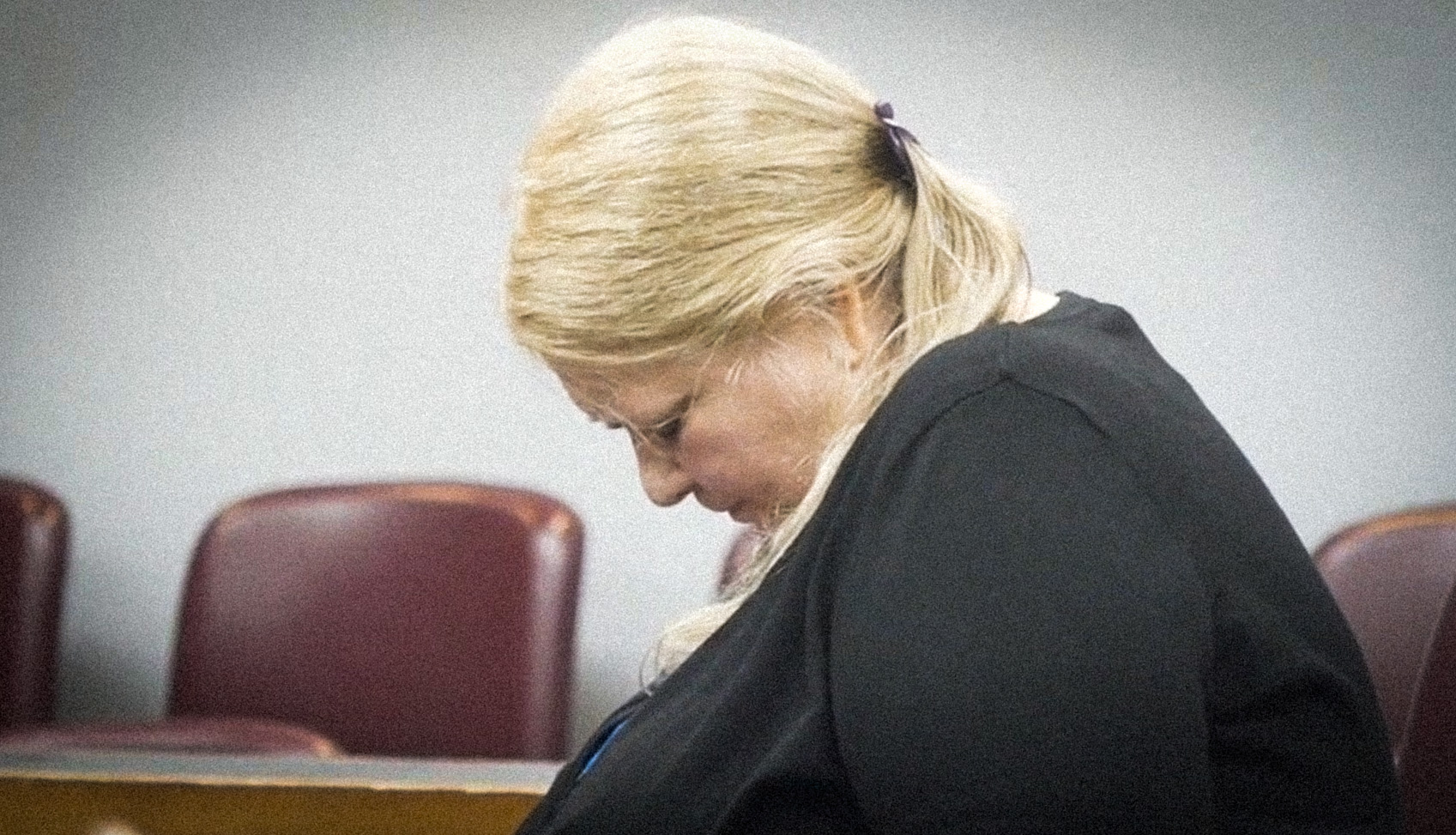 Cheryn Smilen, 56, pleaded guilty to animal cruelty after she starved cats to death