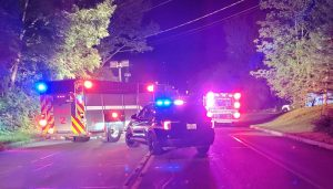 Rollinsford police and fire personnel, along with York Ambulance, responded to a fatal accident late Monday, July 12, 2021