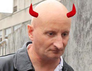 Steve Bouquet the devil incarnate