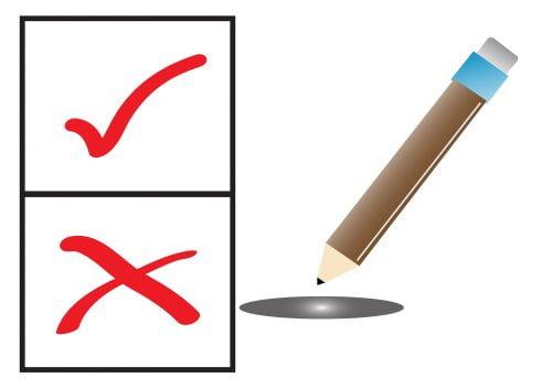 Poll symbol
