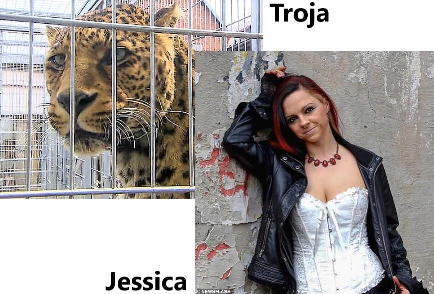 Troja and Jessica
