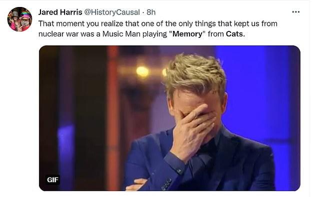 Jaren Harris tweet