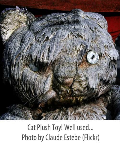 Body Size Cheshire Cat Stuffed Toy