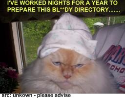 cat website directory