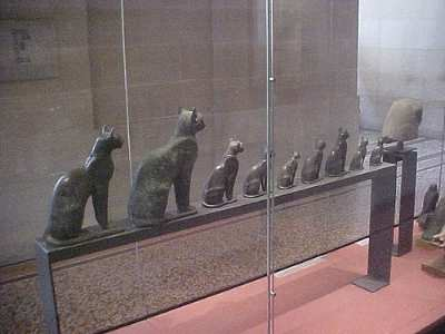 egyptian cat art