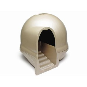 Booda Dome Cleanstep Catbox