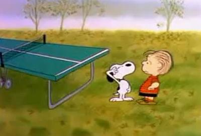 A still from Snoopy Thanksgiving