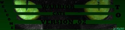 warriorcatsv02.proboards.com header banner